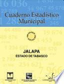libro Jalapa Estado De Tabasco. Cuaderno Estadístico Municipal 1996