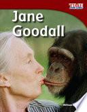 libro Jane Goodall (spanish Version)