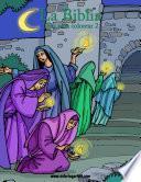 La Biblia Libro Para Colorear 2