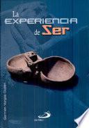 libro La Experiencia Del Ser