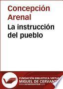 libro La Instrucción Del Pueblo