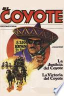 libro La Justicia Del Coyote / La Victoria Del Coyote