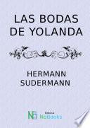Las Bodas De Yolanda