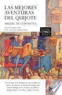 libro Las Mejores Aventuras Del Quijote