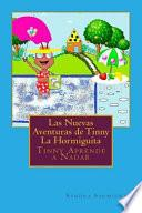 libro Las Nuevas Aventuras De Tinny La Hormiguita