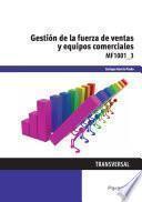 Mf1001_3   Gestión De La Fuerza De Ventas Y Equipos Comerciales