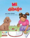 libro Mi Dibujo (paint A Picture)