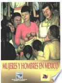 Mujeres Y Hombres En México. Segunda Edición
