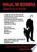 libro Ninja Mi Sombra