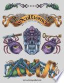 Ocultismo Libro Para Colorear Para Adultos 2