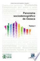 Panorama Sociodemográfico De Oaxaca