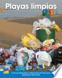 libro Playas Limpias