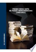 Premio Reina Sofía De Poesía Iberoamericana (1992 2011)