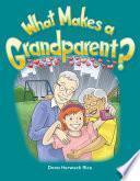¿qué Es Un Abuelo? (what Makes A Grandparent?)