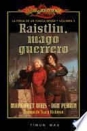 libro Raistlin, Mago Guerrero