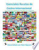 Recetas De Cocina Internacionales Esenciales En Español