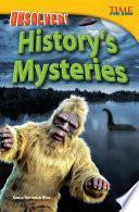 libro ¡sin Resolver! Misterios De La Historia (unsolved! History S Mysteries)