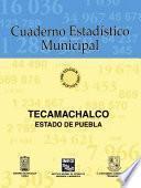 Tecamachalco Estado De Puebla. Cuaderno Estadístico Municipal 1996