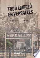 Todo Empezó En Versalles