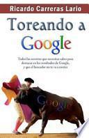 libro Toreando A Google
