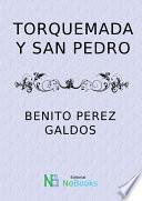 libro Torquemada Y San Pedro