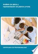 Uf0306   Análisis De Datos Y Representación De Planos