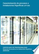 Uf1026   Caracterización De Procesos E Instalaciones Frigoríficas
