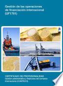 Uf1761   Gestión De Las Operaciones De Financiación Internacional