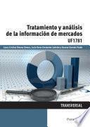 Uf1781   Tratamiento Y Análisis De La Información De Mercados
