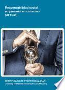 Uf1934   Responsabilidad Social Empresarial En Consumo