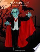 libro Vampiros Libro Para Colorear 1