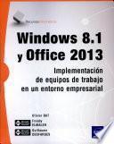Windows 8.1 Y Office 2013