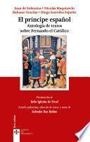 libro El Príncipe Español