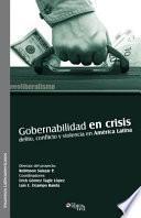 Gobernabilidad En Crisis
