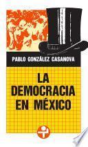 La Democracia En México