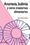 libro Anorexia, Bulimia Y Otros Trastornos Alimentarios