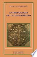 libro Antropología De La Enfermedad