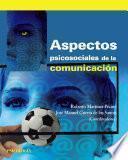 libro Aspectos Psicosociales De La Comunicación