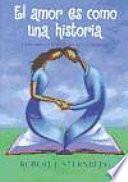 libro El Amor Es Como Una Historia