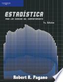 libro Estadística Para Las Ciencias Del Comportamiento