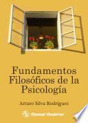 libro Fundamentos Filosóficos De La Psicología