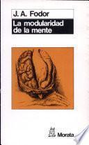 libro La Modularidad De La Mente