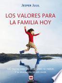 libro Los Valores Para La Familia Hoy