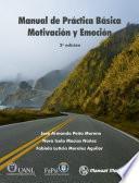 libro Manual De Práctica Básica: Motivación Y Emoción