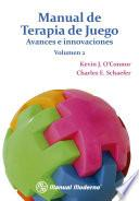 libro Manual De Terapia De Juego Vol.2