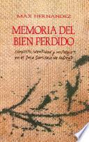 libro Memoria Del Bien Perdido
