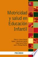 libro Motricidad Y Salud En Educación Infantil