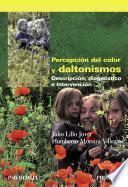 libro Percepción Del Color Y Daltonismos