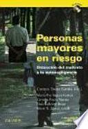 libro Personas Mayores En Riesgo