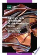 PsicologÍa De La Personalidad: TeorÍa E InvestigaciÓn. Volumen I